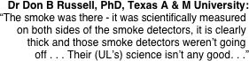 Dr Don B Russell, PhD, Texas A & M University: